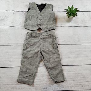 {Kardashian Kids} Vest and Pant Set
